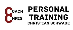 front page logo personal training
